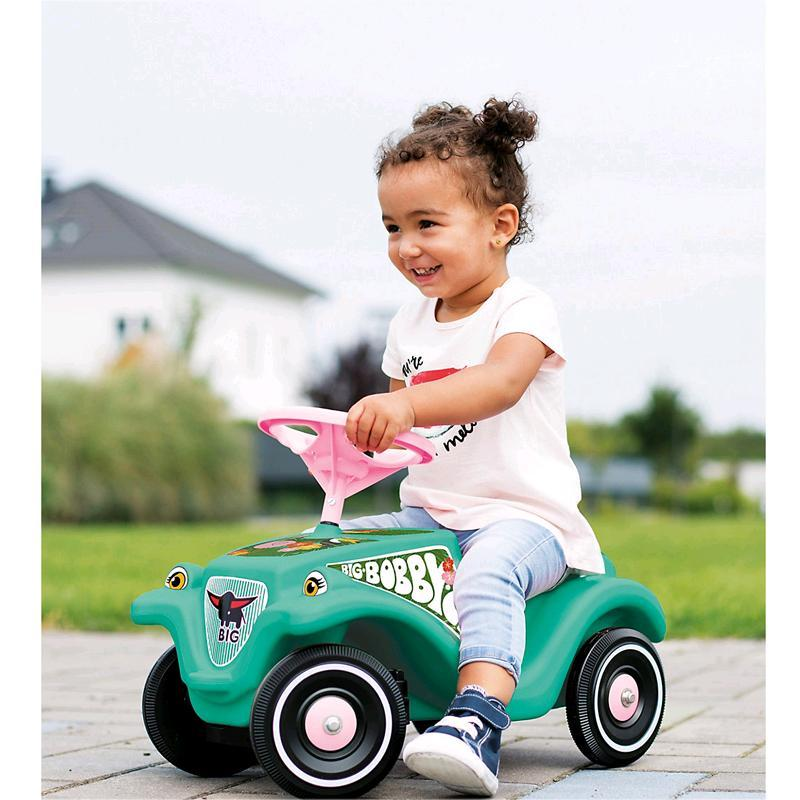 big bobby car flamingo 800056118 spar toys. Black Bedroom Furniture Sets. Home Design Ideas