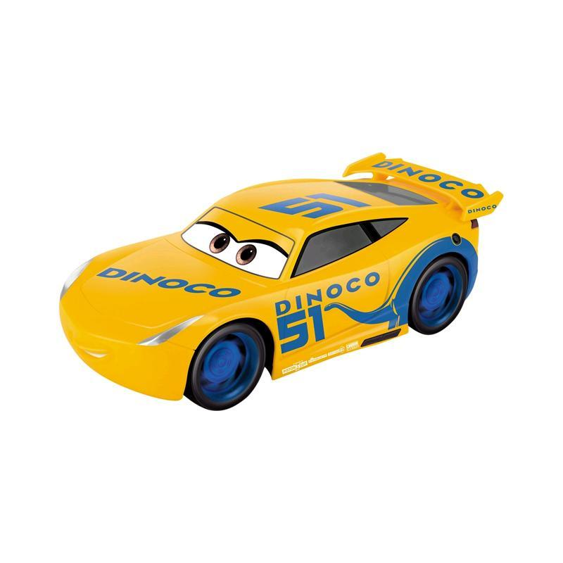 simba rc cars 3 turbo racer cruz ramirez 203084004 spar toys. Black Bedroom Furniture Sets. Home Design Ideas