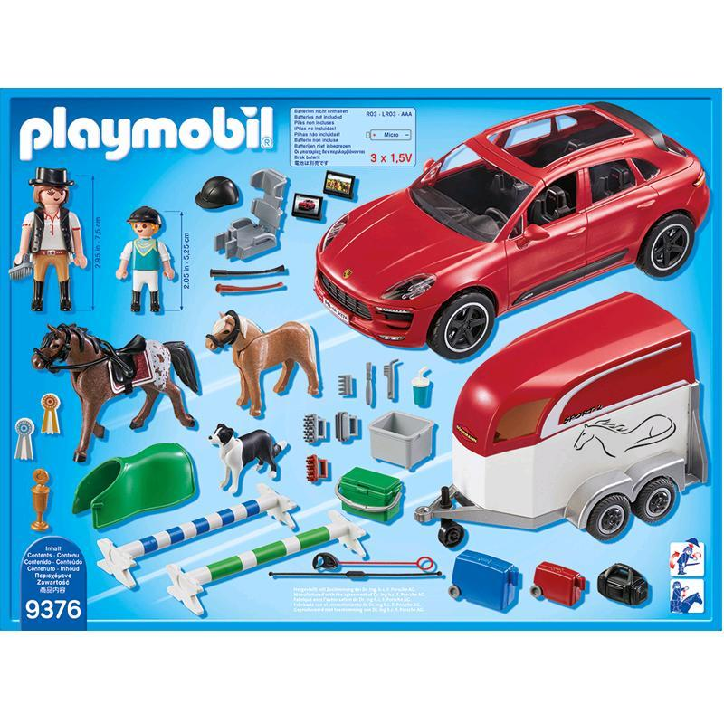 playmobil porsche macan gts 9376 spar toys. Black Bedroom Furniture Sets. Home Design Ideas
