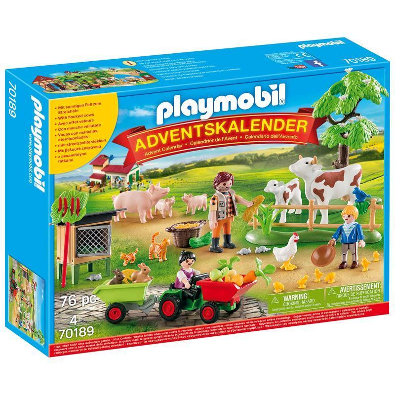 """playmobil® adventskalender """"auf dem bauernhof"""" 70189"""
