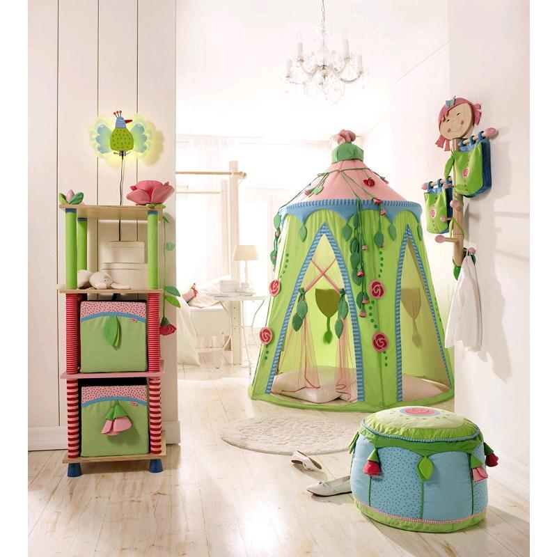 HABA Spielzelt Rosenfee 8160 - Spar Toys