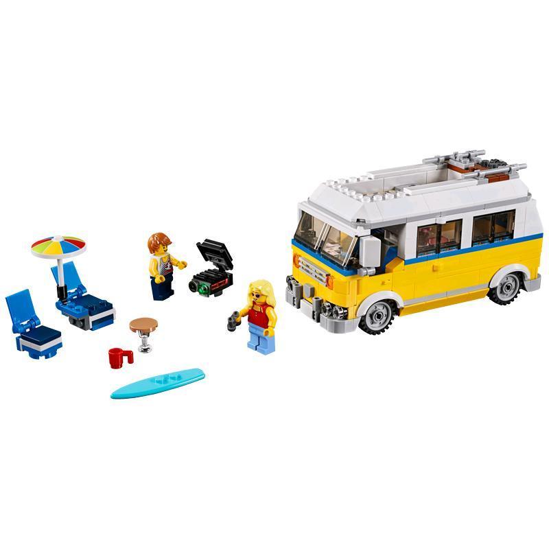 lego creator surfermobil 31079 spar toys. Black Bedroom Furniture Sets. Home Design Ideas