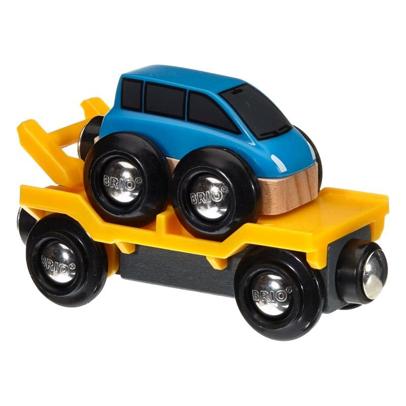 brio autotransporter mit rampe 33577 spar toys. Black Bedroom Furniture Sets. Home Design Ideas