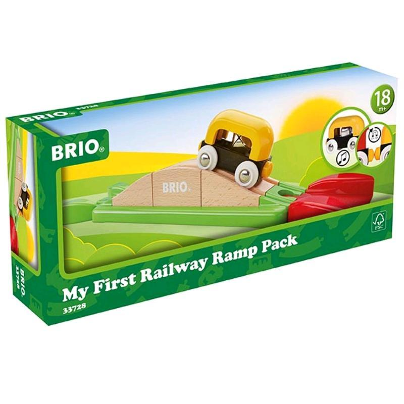 brio mein erstes bahn rampen set 33728 spar toys. Black Bedroom Furniture Sets. Home Design Ideas
